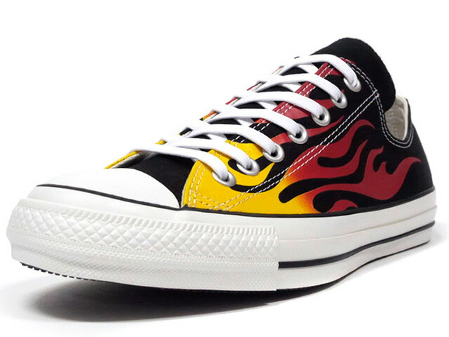 "CONVERSE ALL STAR 100 IGNT OX ""ALL STAR 100th ANNIVERSARY"" ""LIMITED EDITION""  BLK/WHT/YEL/RED (31300380)"