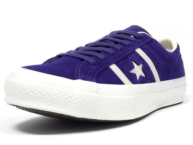 "CONVERSE STAR & BARS SUEDE ""LIMITED EDITION""  PPL/O.WHT (35200030)"
