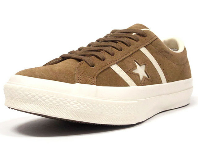 "CONVERSE STAR & BARS SUEDE ""LIMITED EDITION""  BRN/O.WHT (35200031)"