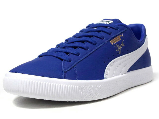 "Puma CLYDE CORE ""LIFESTYLE LIMITED EDITION""  BLU/WHT (369293-05)"