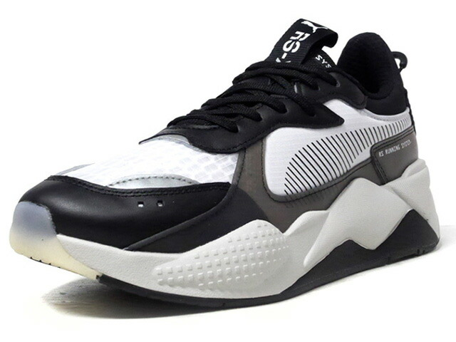"Puma RS-X TECH ""LIMITED EDITION for PRIME""  BLK/WHT/L.GRY (369329-01)"