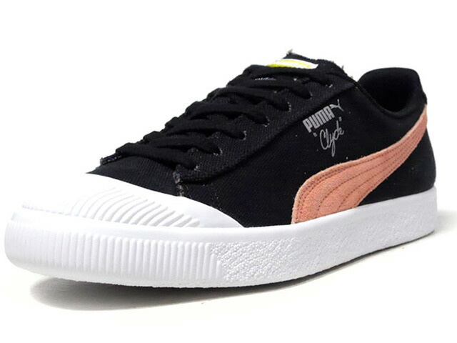 "Puma CLYDE ""Diamond Supply Co."" ""LIFESTYLE LIMITED EDITION""  BLK/D.BLU/L.PNK/WHT (369397-02)"