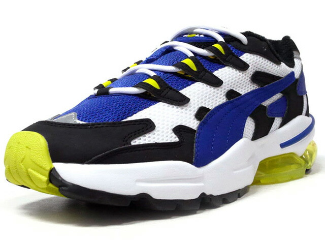 "Puma CELL ALIEN OG ""LIFESTYLE LIMITED EDITION"" WHT/BLK/BLU/N.YEL (369801-01)"