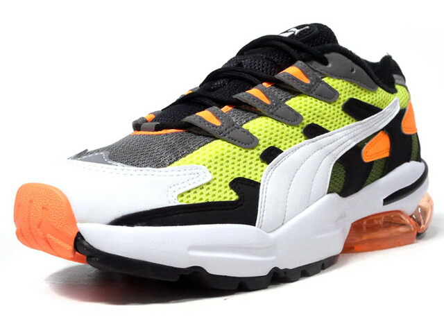 "Puma CELL ALIEN OG ""LIFESTYLE LIMITED EDITION"" N.YEL/WHT/BLK/C.GRY/ORG (369801-07)"
