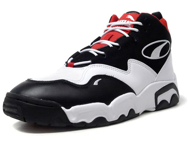 "Puma SOURCE MID ""KA LIMITED EDITION""  BLK/WHT/RED (369829-03)"