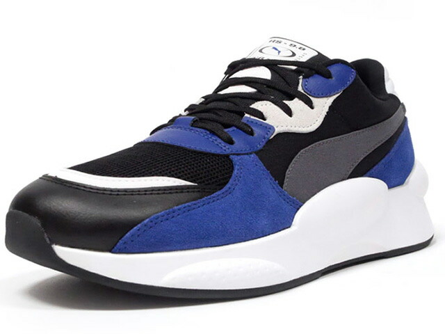 "Puma RS-9.8 SPACE ""LIMITED EDITION for PRIME""  BLK/BLU/WHT/C.GRY (370230-03)"