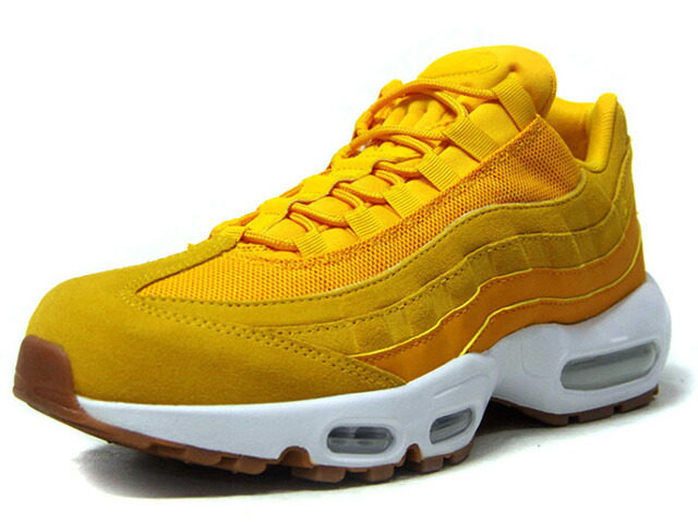 """NIKE (WMNS) AIR MAX 95 PRM """"LIMITED EDITION for NSW""""  YEL/WHT/GUM (807443-701)"""