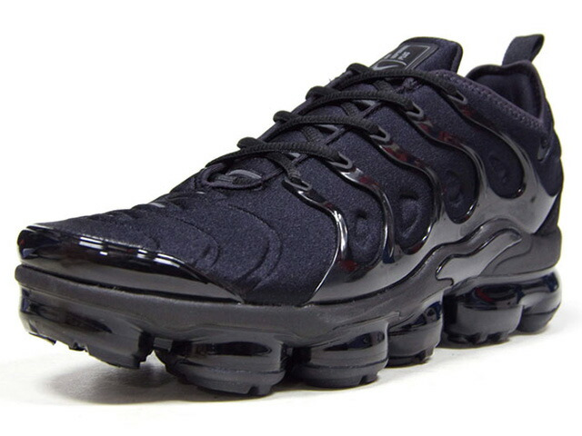 "NIKE AIR VAPORMAX PLUS ""TRIPLE BLACK"" ""LIMITED EDITION for NSW""  BLACK/BLACK/DARK GREY/NOIR/GRIS FONCE/NOIR (924453-004)"