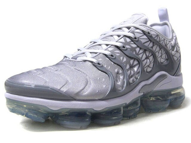"""NIKE AIR VAPORMAX PLUS """"LIMITED EDITION for NSW""""  GRY/WHT (924453-106)"""
