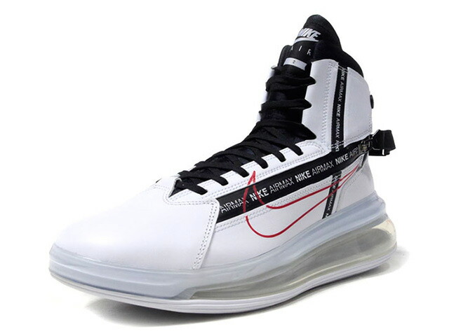 "NIKE AIR MAX 720 SATRN ""LIMITED EDITION for NSW""  WHT/BLK/RED (AO2110-100)"