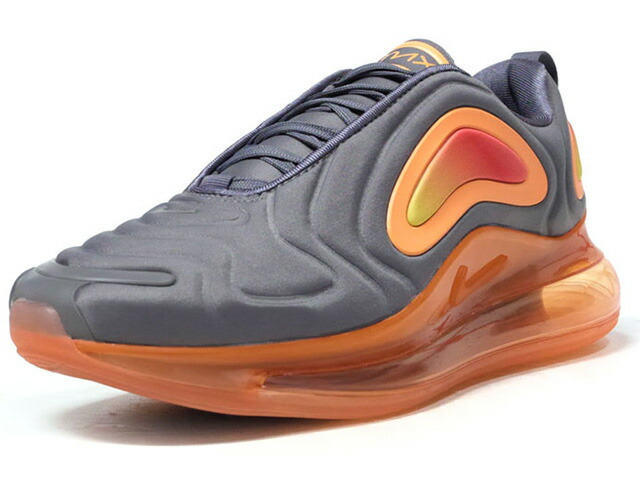 """NIKE AIR MAX 720 """"FUEL ORANGE"""" """"LIMITED EDITION for NSW""""  GRY/ORG (AO2924-006)"""