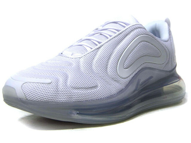 """NIKE AIR MAX 720 """"TRIPLE WHITE"""" """"LIMITED EDITION for NSW""""  WHT/WHT (AO2924-100)"""