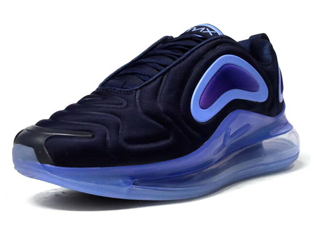 "NIKE AIR MAX 720 ""OBSIDIAN"" ""LIMITED EDITION for NSW""  NVY/SAX (AO2924-402)"