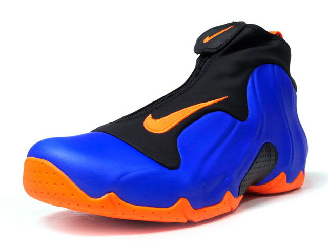 "NIKE AIR FLIGHTPOSITE ""NEW YORK KNICKS"" ""LIMITED EDITION for NSW""  BLU/BLK/ORG (AO9378-401)"