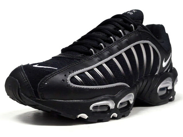"NIKE AIR MAX TAILWIND IV ""LIMITED EDITION for NSW""  BLACK/WHITE/METALLIC SILVER/NOIR/ARGENT METALLIQUE/BLANC  (AQ2567-003)"