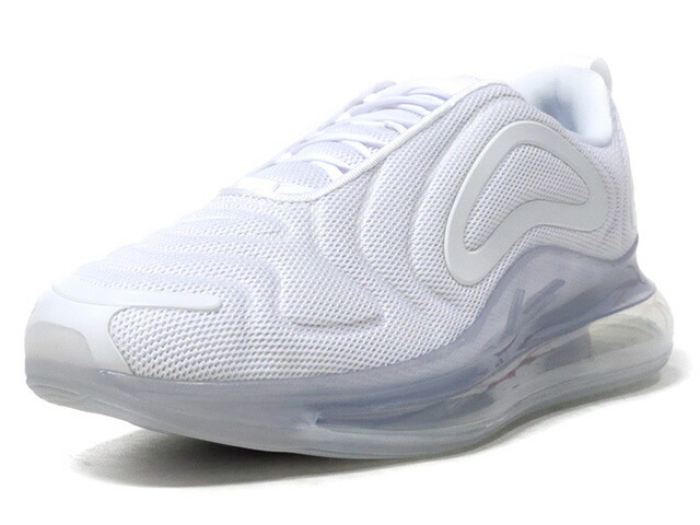 "NIKE (WMNS) AIR MAX 720 ""TRIPLE WHITE"" ""LIMITED EDITION for NSW""  WHT/WHT (AR9293-101)"