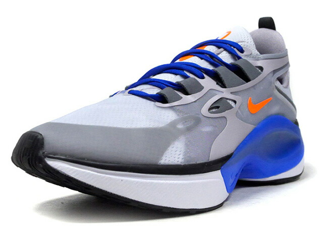 "NIKE SIGNAL ""D/MS/X"" ""LIMITED EDITION for NSW""  PURE PLATINUM/TOTAL ORANGE/PLATINE PUR/ORANGE TOTAL (AT5303-004)"