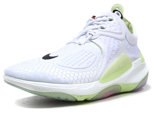 "NIKE JOYRIDE CC3 SETTER ""LIMITED EDITION for NSW""  WHITE/BLACK/BARELY VOLT/TOTAL CRIMSON (AT6395-100)"