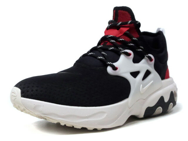 "NIKE REACT PRESTO ""LIMITED EDITION for NSW""  BLK/RED/NAT (AV2605-002)"