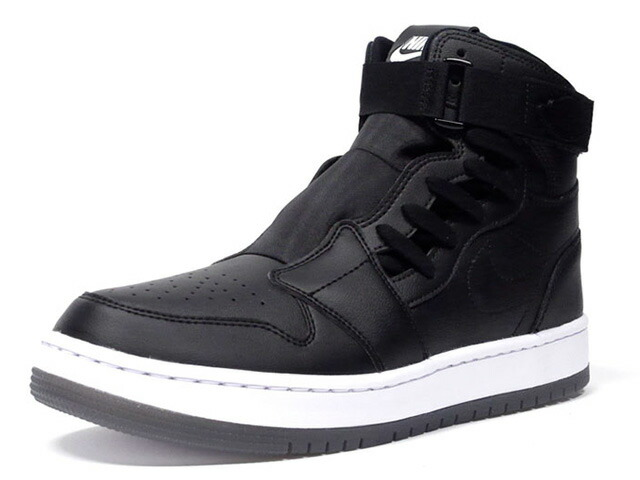 "JORDAN BRAND  (WMNS) AIR JORDAN 1 NOVA XX ""MICHAEL JORDAN"" ""LIMITED EDITION for JORDAN BRAND""  BLACK/WHITE/WHITE (AV4052-001)"