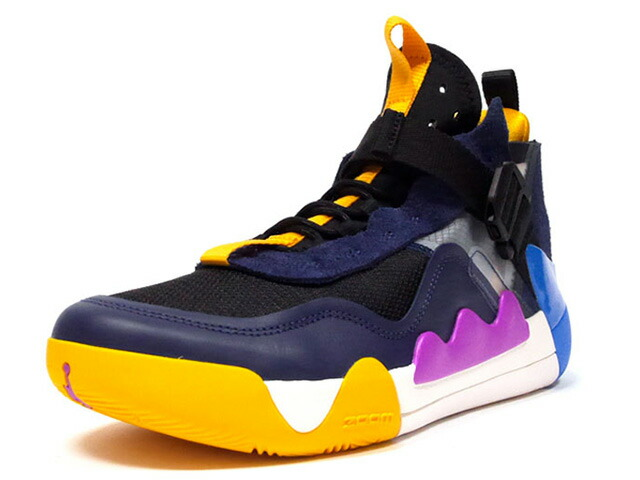 "JORDAN BRAND JORDAN DEFY SP ""LIMITED EDITION for JORDAN BRAND""  BLACK/HYPER VIOLET/MIDNIGHT NAVY (CJ7698-004)"