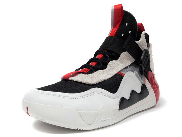 JORDAN BRAND JORDAN DEFY SP  SUMMIT WHITE/UNIVERSITY RED/BLANC SOMMET/UNIVERSITE ROUGE (CJ7698-106)