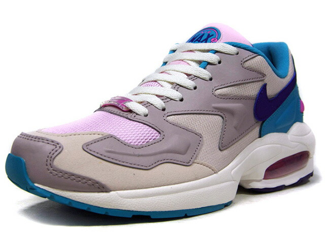 "NIKE AIR MAX2 LIGHT ""LIMITED EDITION for NSW""  DESERT SAND/COURT PURPLE/SAIL/SABLE DU DESERT/VIOLET COURT (CK2958-051)"