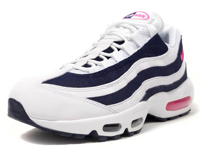 "NIKE AIR MAX 95 ""MARINE DAY"" ""LIMITED EDITION for NSW""  WHITE/PINK BLAST/WHITE/MIDNIGHT NAVY (CQ3644-161)"