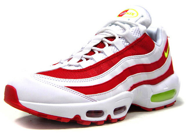 "NIKE AIR MAX 95 ""MARINE DAY"" ""LIMITED EDITION for NSW""  WHITE/VOLT/WHITE/BLANC/BLANC/VOLT (CQ3644-171)"
