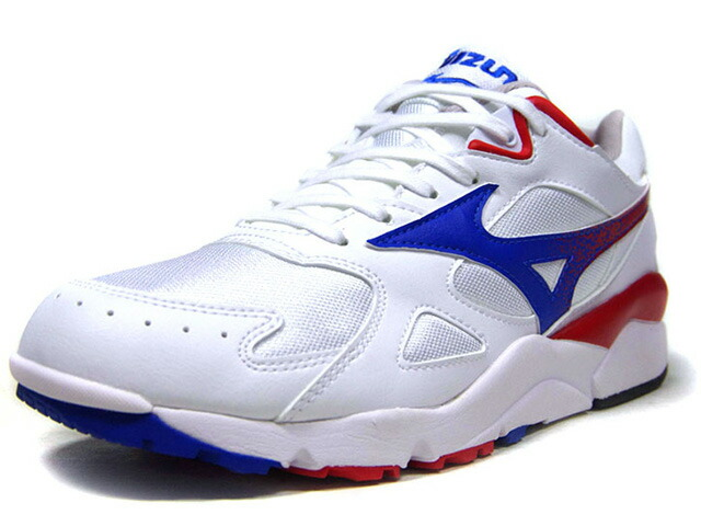 "MIZUNO SKY MEDAL ""LIMITED EDITION"" WHT/BLU/RED/BLK (D1GA192427)"