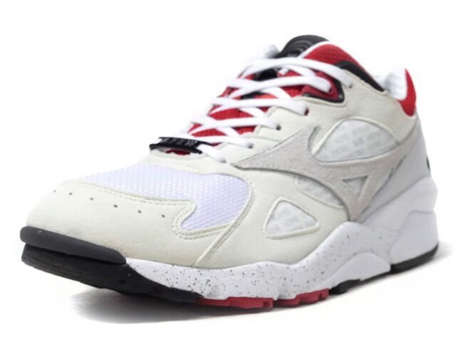 "MIZUNO SKY MEDAL ""HEIMAT"" ""AFEW x Fortuna Dsseldorf"" ""LIMITED EDITION for KAZOKU""  WHT/RED/BLK/GRN (D1GD193801)"