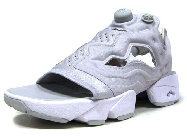 "Reebok INSTAPUMP FURY SANDAL ""INSTAPUMP FURY 25th ANNIVERSARY"" ""LIMITED EDITION""  GRY/WHT (DV9697)"