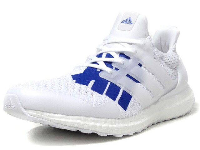"adidas ULTRABOOST ""UNDEFEATED"" ""LIMITED EDITION for CONSORTIUM""  WHT/RED/BLU (EF1968)"