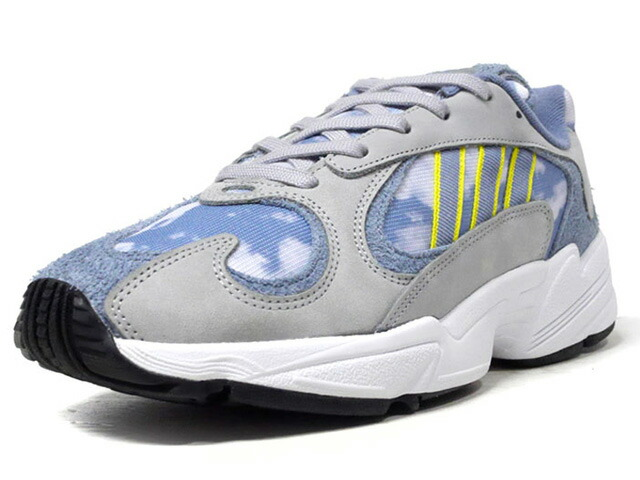 "adidas YUNG-1 ""IN THE SKY COLLECTION"" ""LIMITED EDITION""  L.GRY/GRY/YEL/WHT/BLK (EF2778)"