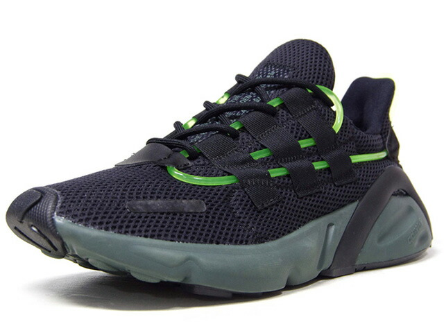 "adidas LXCON ""LIMITED EDITION for ENERGY+""  BLK/N.GRN/C.GRY (EF9678)"
