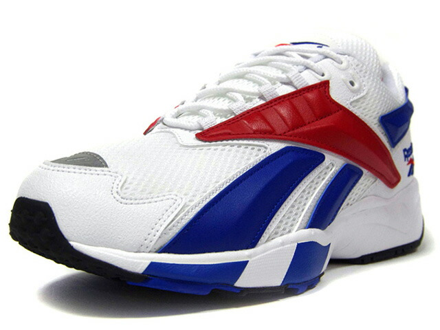 "Reebok INTV 96 ""LIMITED EDITION""  WHT/BLU/RED (EH3102)"