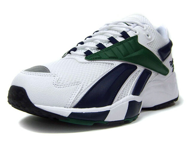 "Reebok INTV 96 ""LIMITED EDITION""  WHT/NVY/GRN (EH3103)"
