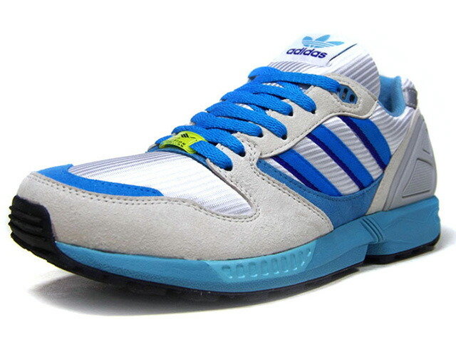 "adidas ZX5000 ""TORSION 30th ANNIVERSARY"" ""LIMITED EDITION for CONSORTIUM""  WHT/L.GRY/SAX/PPL (FU8406)"