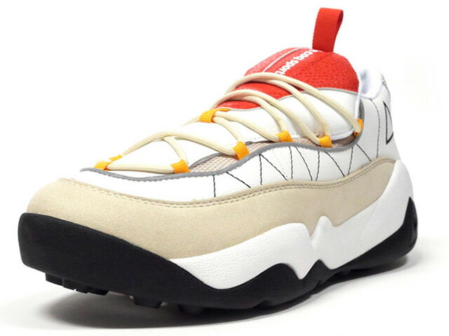 """le coq sportif LCS TR CRETE """"LIMITED EDITION for better+""""  WHT/BGE/RED/YEL/BLK (QL2OJC95CR)"""