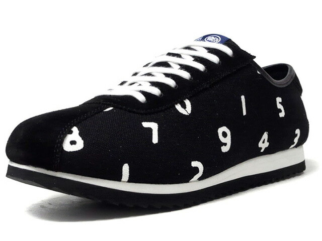 "le coq sportif MONTPELLIER.JP ""made in JAPAN"" ""SO-SU-U"" ""SOU・SOU"" ""LIMITED EDITION for SELECT""  BLK/WHT/NVY (QY1NJC00SO)"