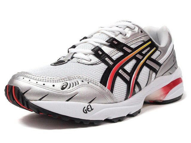 "ASICSTIGER GEL-1090 ""LIMITED EDITION""  WHT/BLK/SLV/ORG/YEL (1021A285.100)"