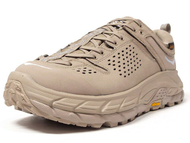 "HOKA ONE ONE TOR ULTRA LOW WP ""LIMITED EDITION""  L.BGE/L.BGE (1105689SITA)"