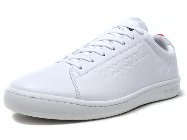 "le coq sportif BLAZON SPORT ""made in FRANCE"" ""BLAZON SPORT PACK/CYCLING"" ""LIMITED EDITION for SELECT""  WHT/RED (1921477)"