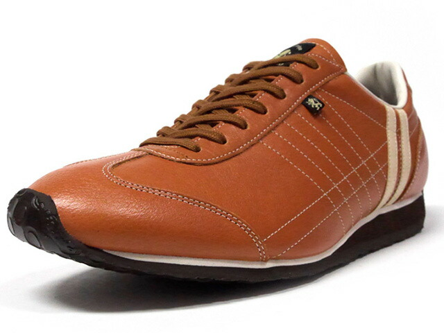"PATRICK PAMIR ""made in JAPAN""  BR/TAN (27693)"