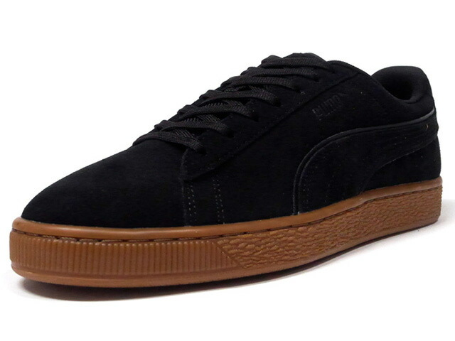 "Puma SUEDE CLASSIC WTR ""LIMITED EDITION for ARCHIVE""  BLK/GUM (369885-01)"
