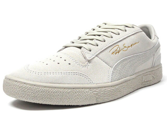 "Puma RALPH SAMPSON LO REPTILE ""RALPH SAMPSON"" ""LIMITED EDITION for ARCHIVE""  L.GRY/GLD (370966-02)"
