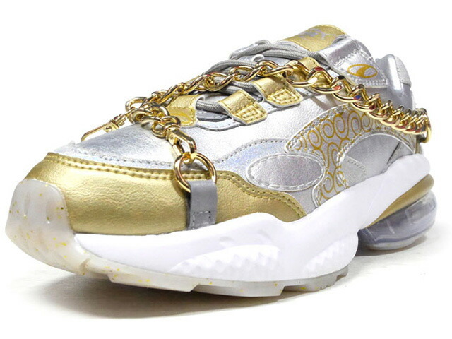 "Puma CELL VENOM ""TREASURE HUNT"" ""ONE PIECE"" ""LIMITED EDITION for KA""  SLV/GLD/WHT (372743-01)"