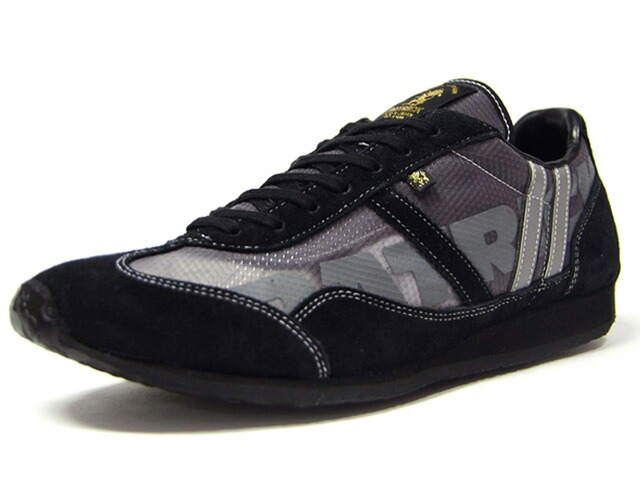 "PATRICK STADIUM-NX ""made in JAPAN""  BLK (501721)"
