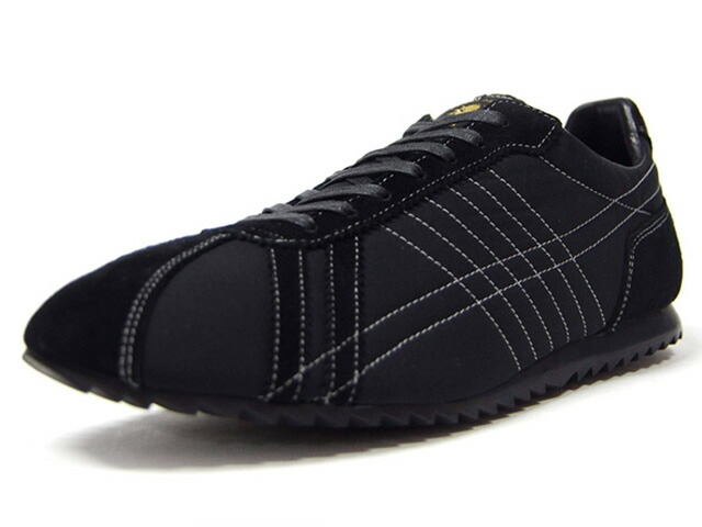 "PATRICK SULLICH ""made in JAPAN""  BLK (501861)"