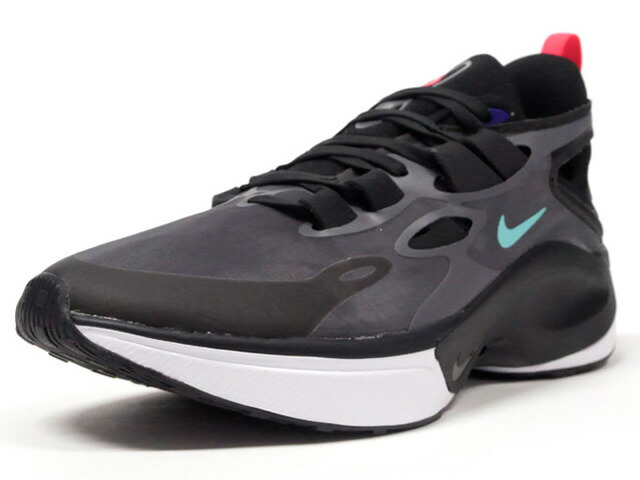 "NIKE SIGNAL ""D/MS/X"" ""LIMITED EDITION for NSW""  BLACK/DARK GREY-OFF NOIR-RUSH VIOLET (AT5303-005)"